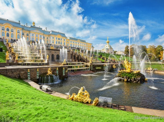 Perterhof-St.-Petersburg©Sazonov-Vladimir-Fotolia