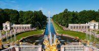 St. Petersburg_Peterhof©Fotolia