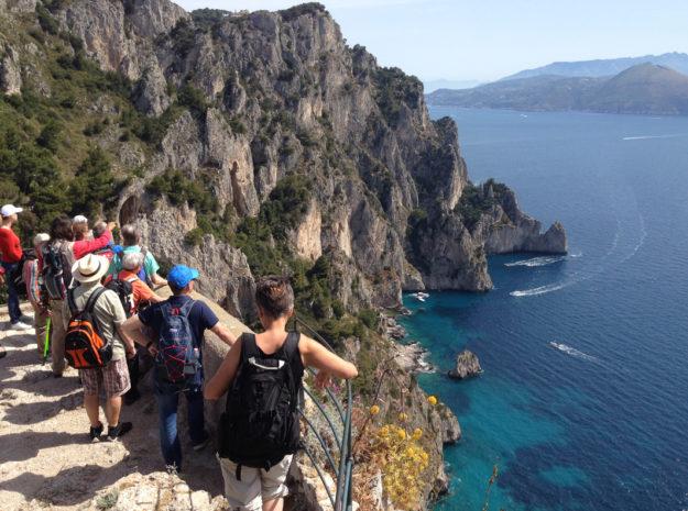 Wanderung Capri
