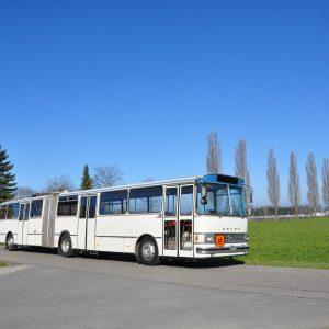 Gelenksbus Setra SG180S (Bj. 77)