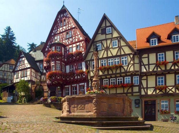 Miltenberg©Jochen Keute, Frankfurt am Main (3)