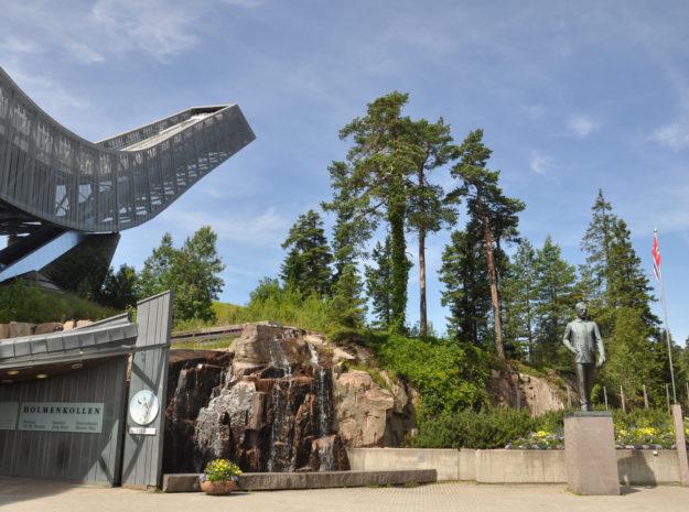 Oslo_Holmenkollen