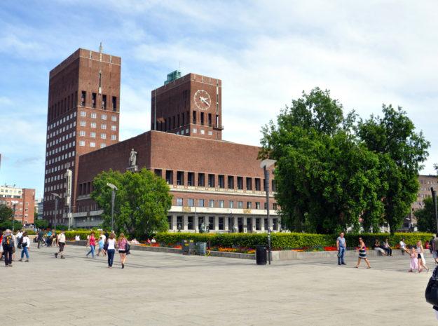 Oslo_Rathaus