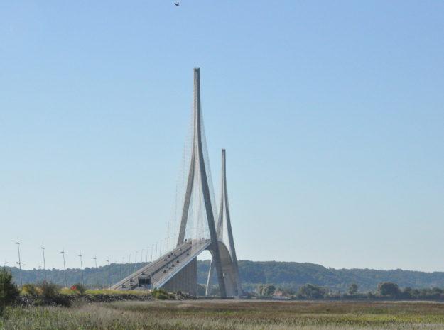Pont Normandie©Weiss