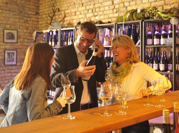 Weinprobe©Rüdesheim Tourist AG
